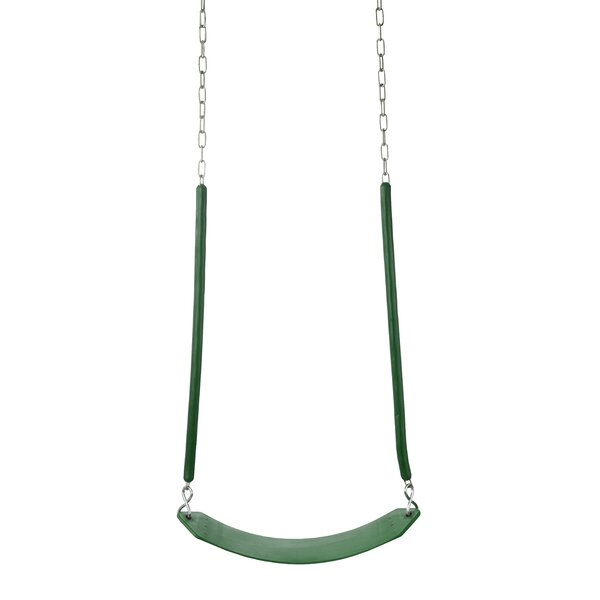 Swing Seat with Soft Grip Chain by YardCraft