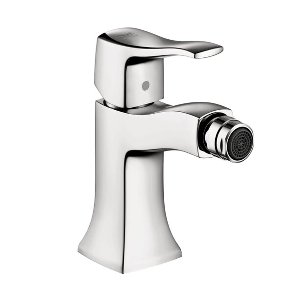 Metris C Single Handle Horizontal Spray Bidet Faucet by Hansgrohe