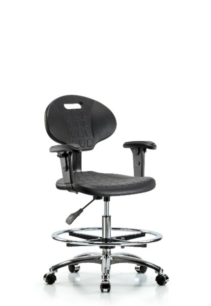 Dasia Ergonomic Office Chair by Symple Stuff