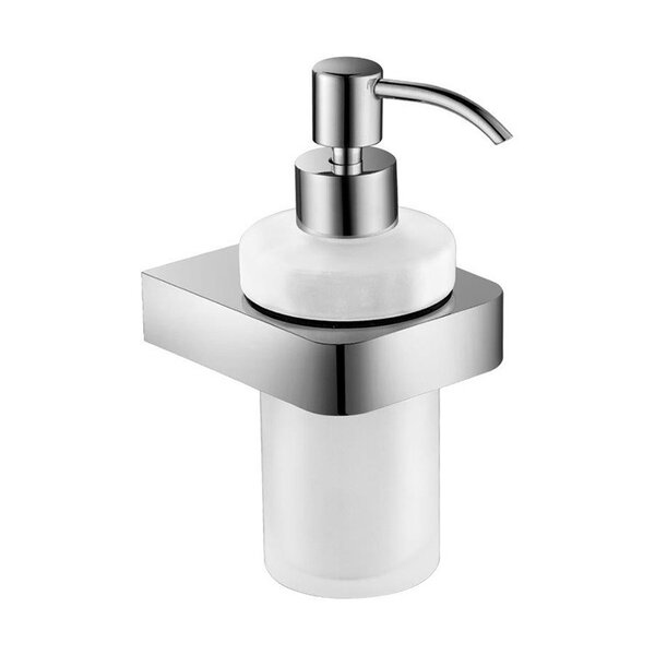 Coronado Wall Mount Soap Dispenser by Orren Ellis