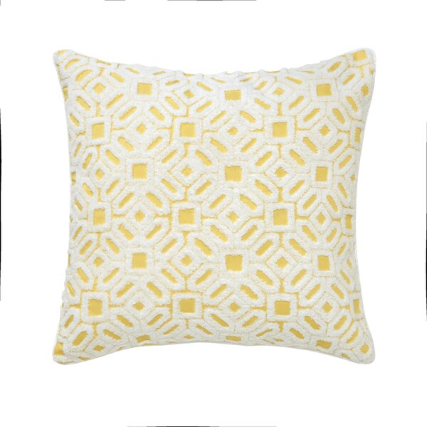 Kiawah Floral Cotton Throw Pillow by Southern Tide