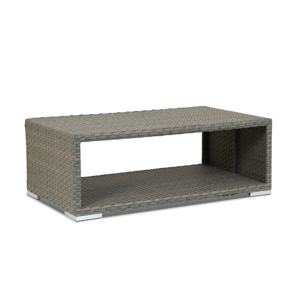 Majorca Wicker Coffee Table by Sunset West Sunset West