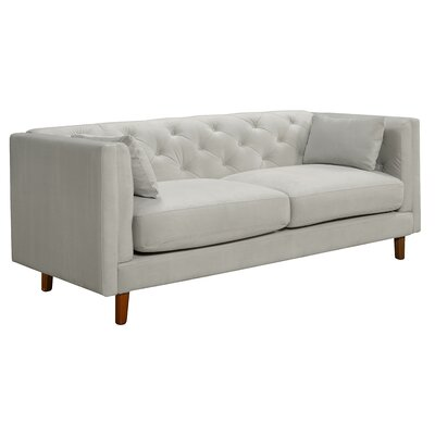 Arm Sofa Canvas Pearl pic
