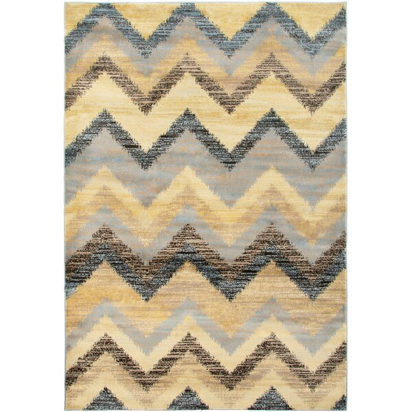 Culver Gray Area Rug by Threadbind