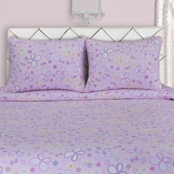 Amy Reversible Quilt Set by Simple Luxury