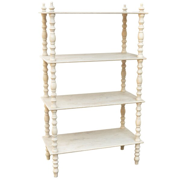 Lyndsay Etagere Bookcase by Crestview Collection