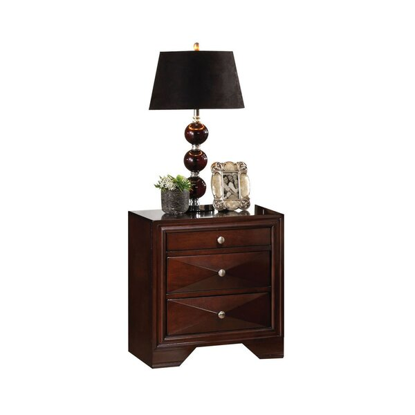 Keller 2 Drawer Nightstand by Orren Ellis Orren Ellis
