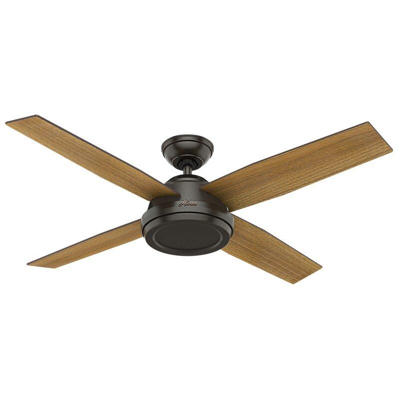 Dempsey 4 Blade Standard Ceiling Fan