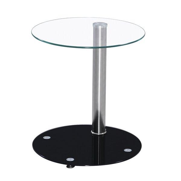 Onaway End Table by Orren Ellis Orren Ellis