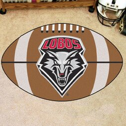 NCAA University of New Mexico Football Doormat by FANMATS