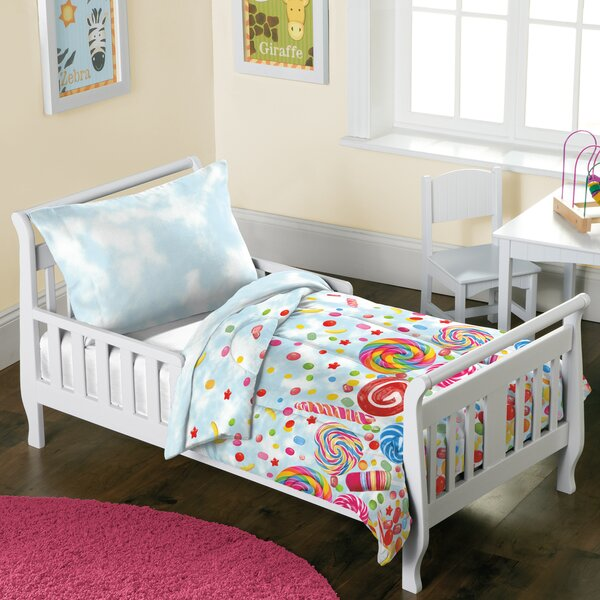 Hastings 2 Piece Toddler Bedding Set by Zoomie Kids