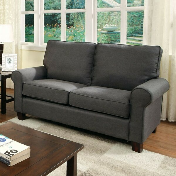 Clitheroe Loveseat by Charlton Home