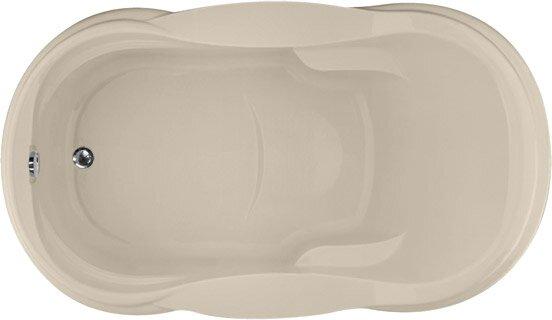Designer Vanessa 72 x 42 Soaking Bathtub by Hydro Systems