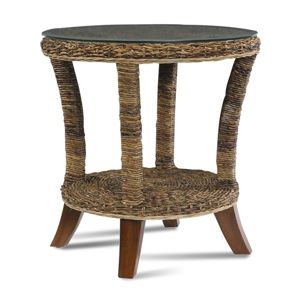 St Kitts End Table by ElanaMar Designs