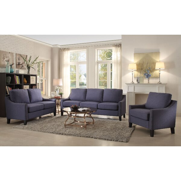 Graeme Configurable Living Room Set by Breakwater Bay