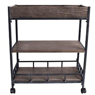 Bowdon Bar Cart