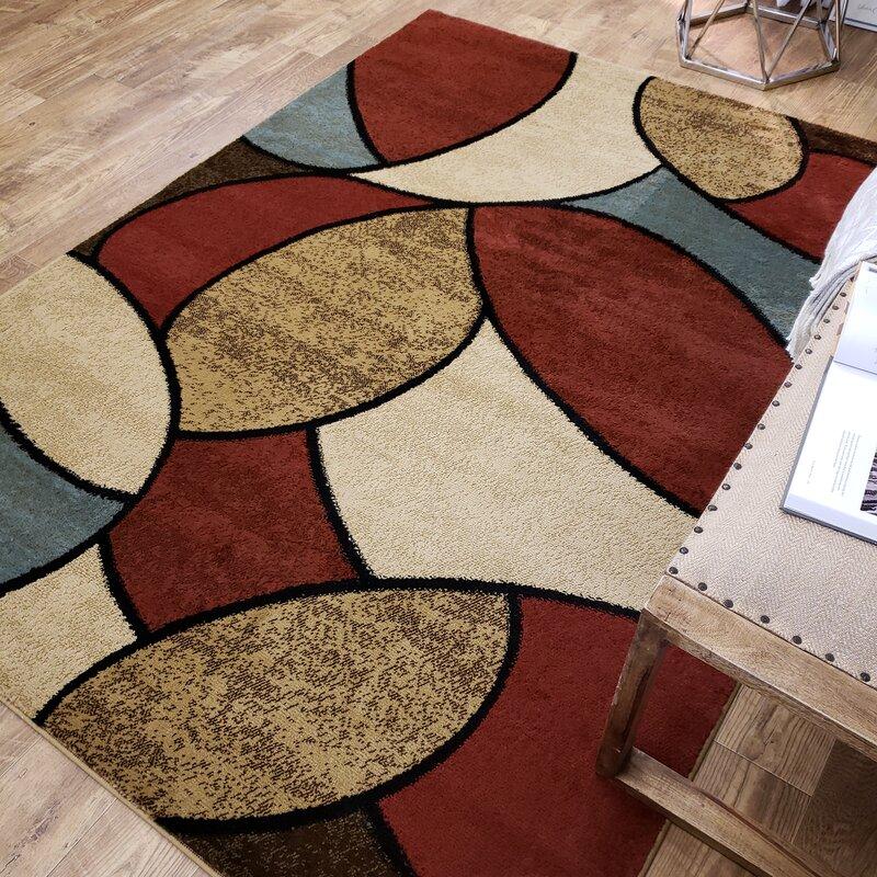 Pasha Maxy Home Oval Tiles Contemporary