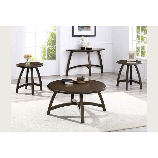 Hegg 3 Piece Coffee Table Set By Red Barrel Studio