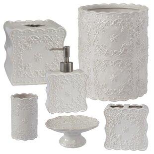 Eller 6 Piece Bathroom Accessory Set ByThe Twillery Co.