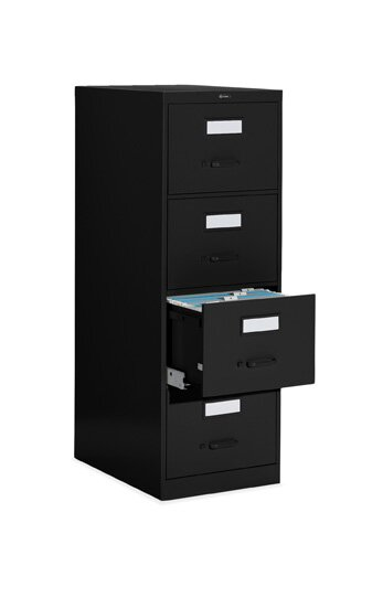 4-Drawer  Legal File by Global Total Office