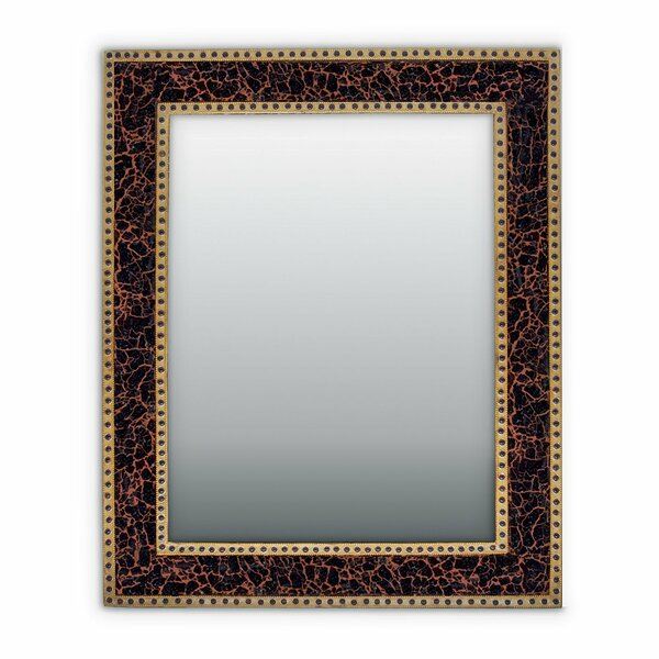 Crackle Wall Mirror by DecorShore