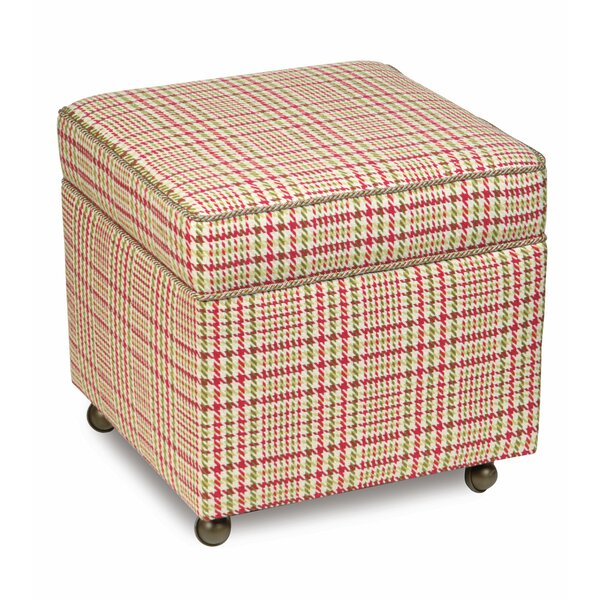 Portia Storage Ottoman by Eastern Accents