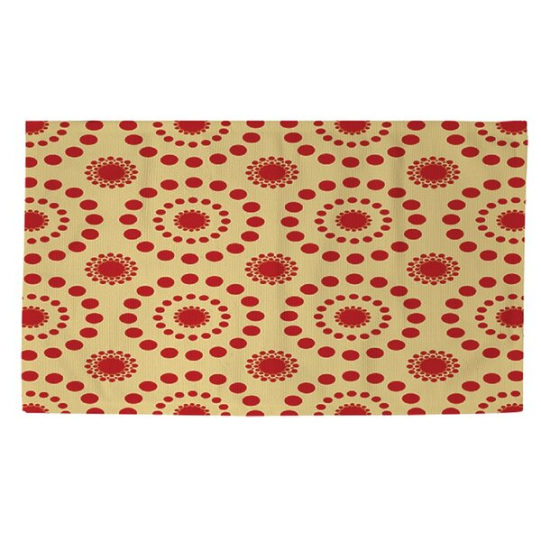Tropical Breeze Patterns Area Rug by Manual Woodworkers & Weavers