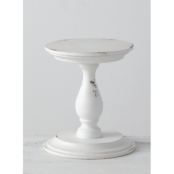 Troutt Pedestal Plant Stand by The Holiday Aisle