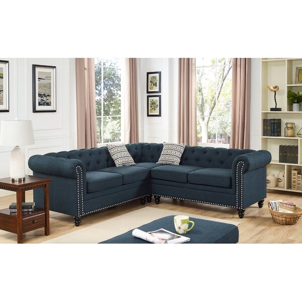 Musa Modular Sectional by Darby Home Co
