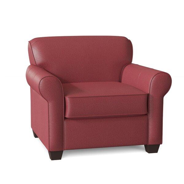Jennifer Leather Club Chair By Wayfair Custom Upholstery�??