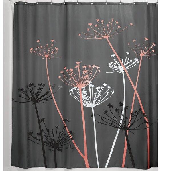 Thistle Shower Curtain by InterDesign