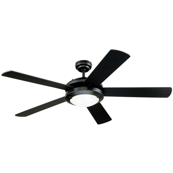 52 Zavala 5 Blade Ceiling Fan by Latitude Run