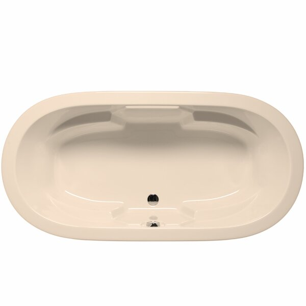 Hermosa 72 x 36 Soaking Bathtub by Malibu Home Inc.
