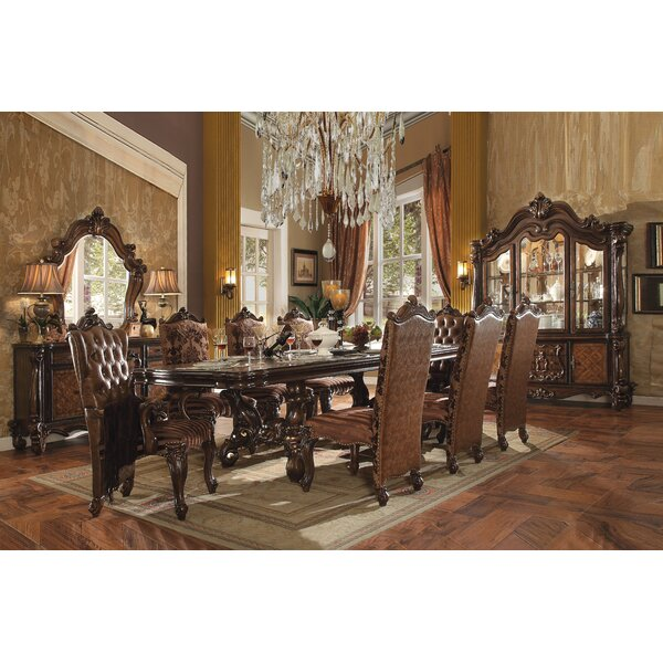Roza 9 Piece Dining Set by Astoria Grand Astoria Grand