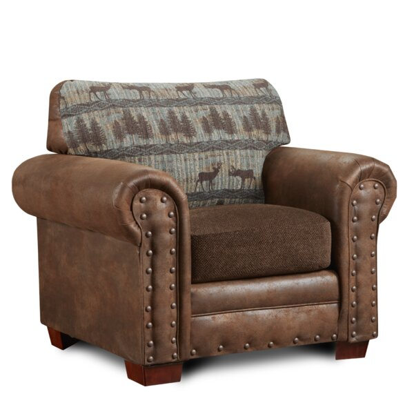 Deer Armchair by American Furniture Classics