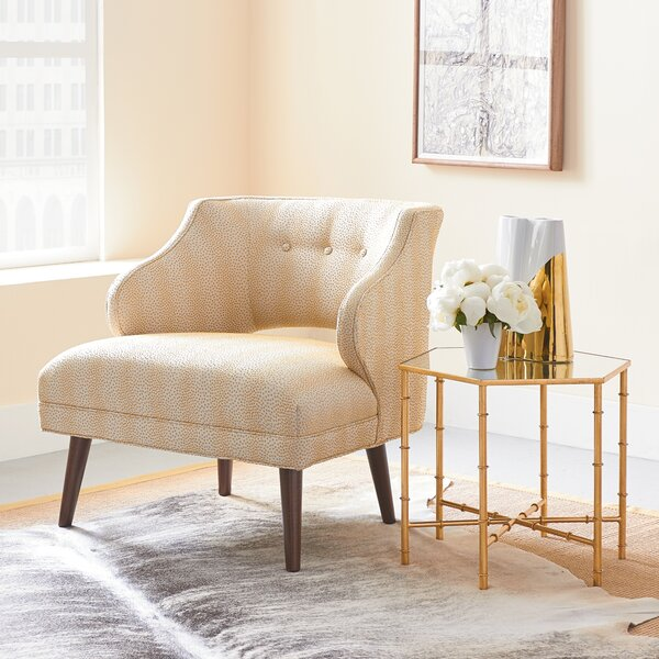 Mallory Barrel Chair by DwellStudio