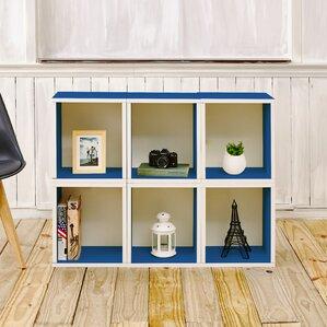 daniell modular plus cube unit bookcase set of 6