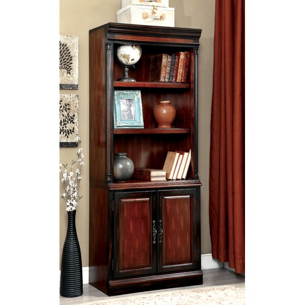 Cheshire Standard Bookcase by Astoria Grand