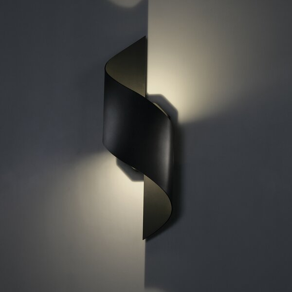 Helix LED Outdoor Sconce by Modern Forms