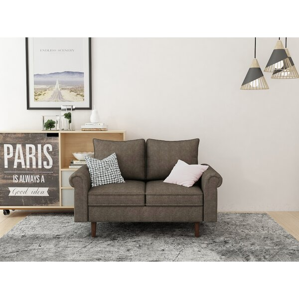Omar Loveseat By Charlton Home by Charlton Home Find