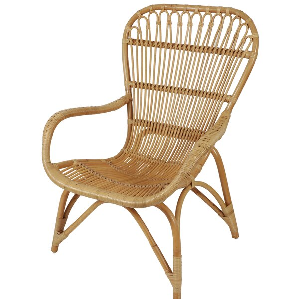 Yerby Patio Chair by Bungalow Rose