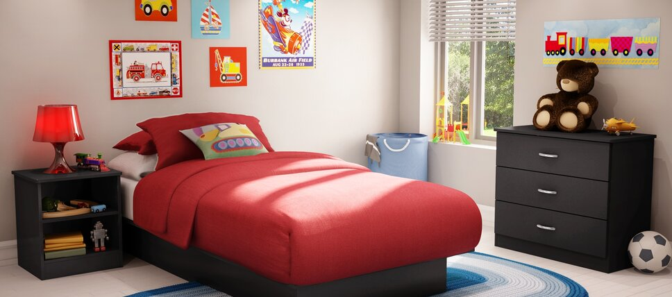 Kids\' Bedroom Furniture You\'ll Love | Wayfair