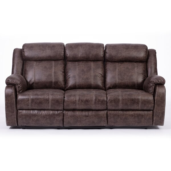 Sotomayor Motion Reclining Sofa by Williston Forge