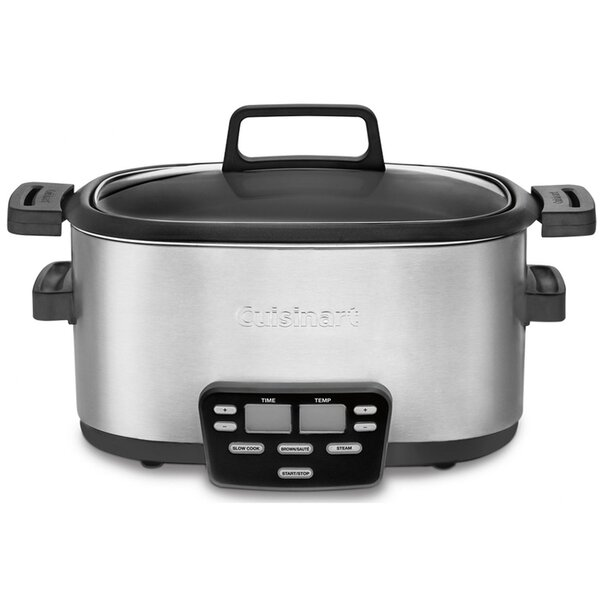 Cook Central 6 Qt. Multicooker by Cuisinart