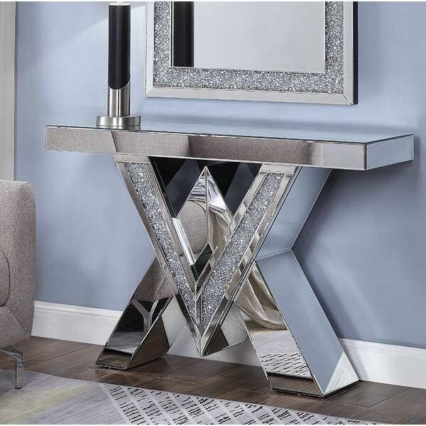 Kiley Console Table by Rosdorf Park