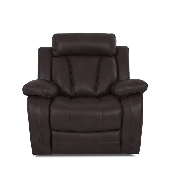 Heppner Manual Glider Recliner [Red Barrel Studio]