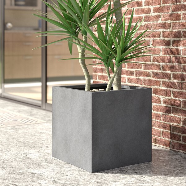 Bothwell Fiberstone Planter Box by Williston Forge