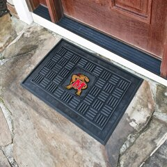 NCAA University of Maryland Medallion Door Mat by FANMATS