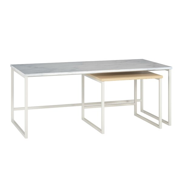 Scarlett 2 Piece Coffee Table Set By CosmoLiving By Cosmopolitan