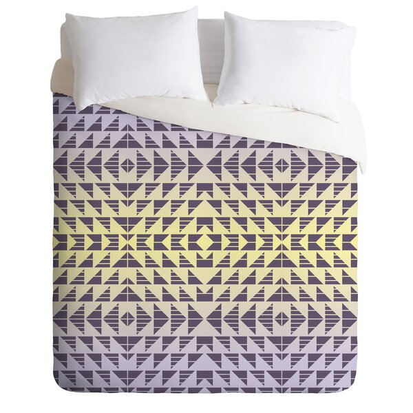 Gneural Neu Tribal Sunset Duvet Cover Set